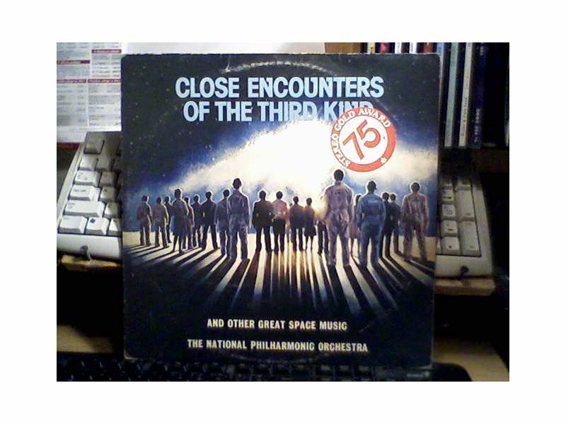 National Philharmonic Orchestra - Close Encounters Of The Third Kind And Other Great Space Music