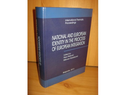 National and European identity in the process of integr