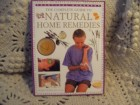 Natural home remedies, Mark Evans, homeopatija