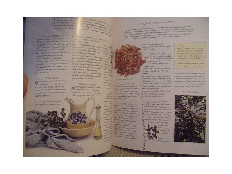 Natural home remedies, Mark Evans, homeopatija