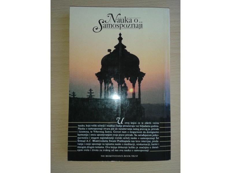 Nauka o samospoznaji - Sri Srimad, A.C. Bhaktivedanta,