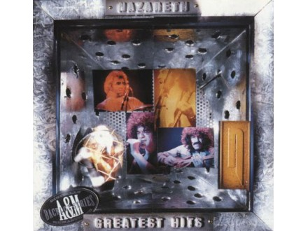 Nazareth (2) - Greatest Hits