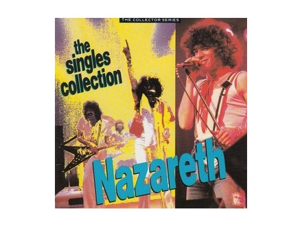 Nazareth (2) - The Singles Collection