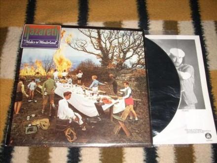 Nazareth-Malice In Wonderland LP