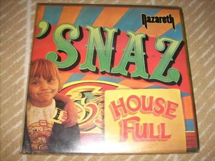 Nazareth-`Snaz 2LP