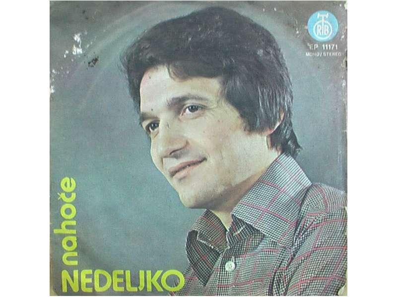 Nedeljko Bilkić - Nahoče (EP-SINGL)