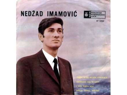 Nedžad Imamović - Zašto Si Me Mlada Otrovala