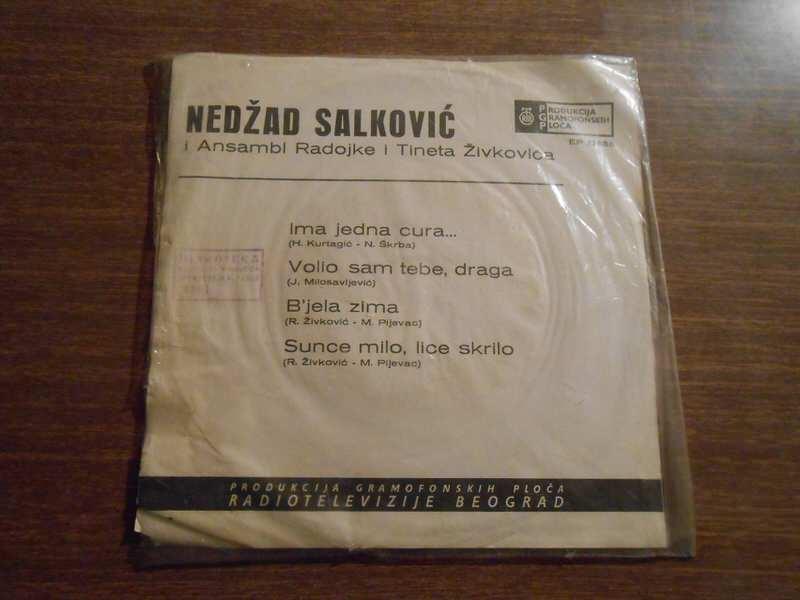 Nedžad Salković - Ima Jedna Cura
