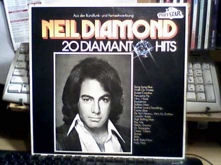 Neil Diamond - 20 Diamant Hits