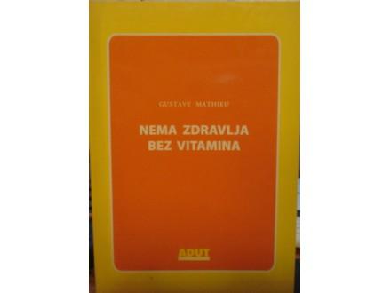 Nema zdravlja bez vitamina