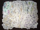 Nemačka - Poštanske marke na isečcima (1600 kom)