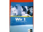Nemački jezik Wir 1 5.razred r.sveska