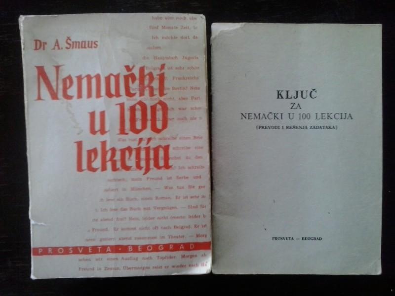 Nemački u 100 lekcija, A Šmaus ključ