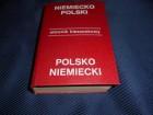 Nemačko-poljski rečnik(i p-n),poljski izdavač i autor