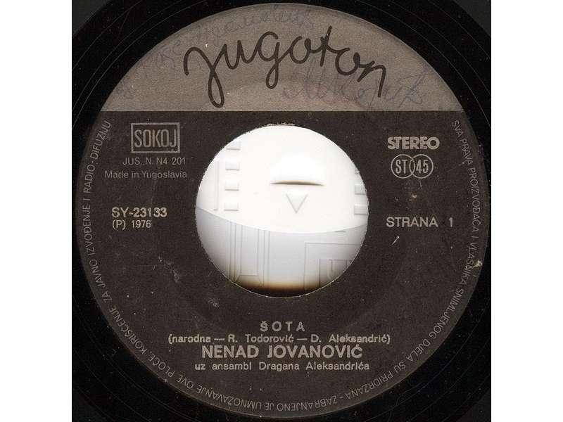 Nenad Jovanović (2) - Šota / Buket Belih Hrizantema