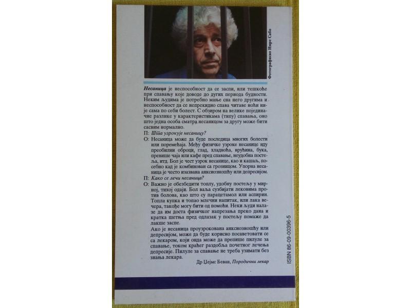 Nesanice  Simon Simonović