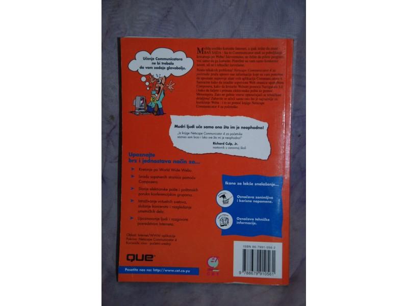 Netscape  Communicator 4 za početnike