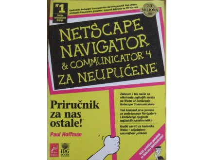 Netscape Navigator communicator 4 za neupućene