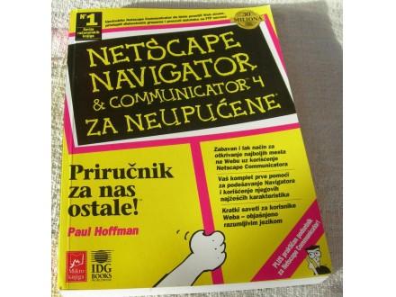Netscape navigator & comunicator 4 za neupućene