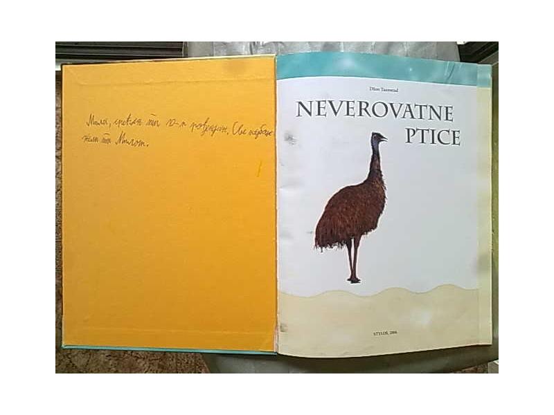 Neverovatne ptice-Dzon Taunsend