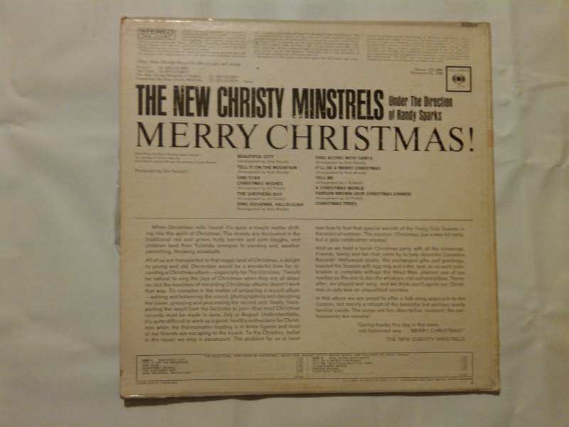 New Christy Minstrels, The - Merry Christmas!