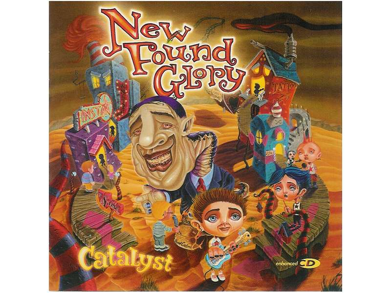 New Found Glory - Catalyst