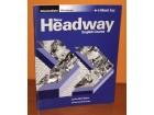 New Headway Intermediate Workbook without key