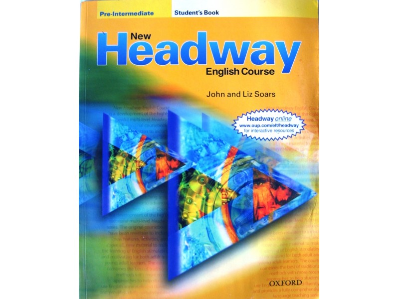New Headway  Students Book