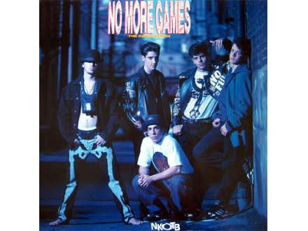 New Kids On The Block - No More Games (The Remix Album)