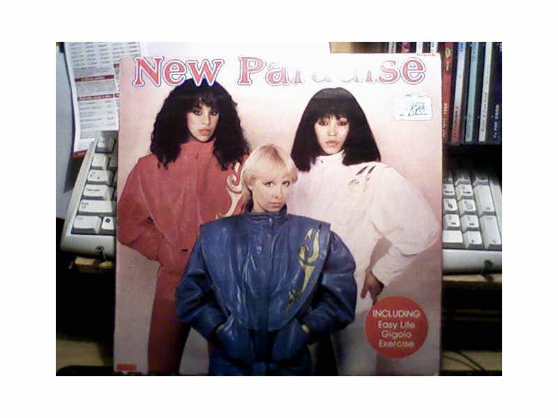New Paradise - New Paradise