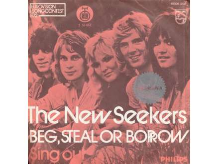New Seekers, The - Beg, Steal Or Borrow