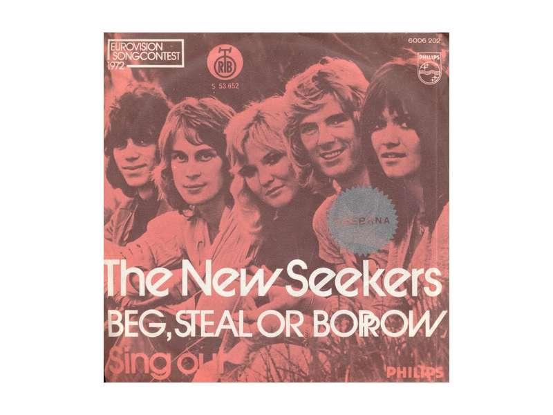 New Seekers, The - Beg, Steal Or Borrow