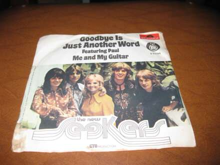 New Seekers, The - Goodbye Is Just Another Word