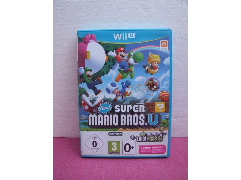 New Super Mario Bros + New Super Luigi U+GARANCIJA