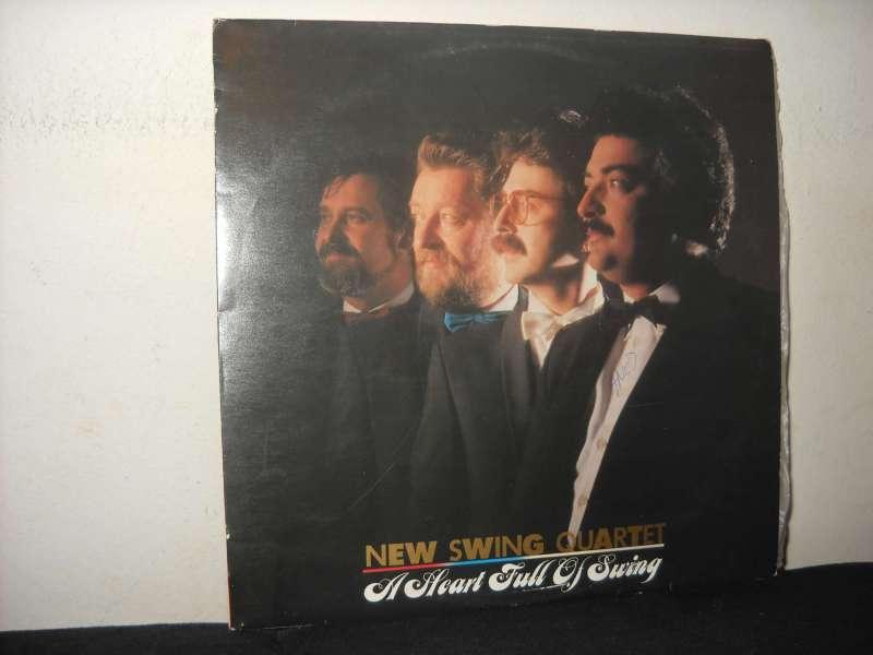New Swing Quartet - A Heart Full Of Swing