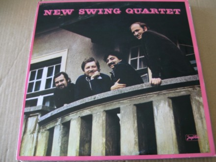 New Swing Quartet - New Swing Quartet, mint