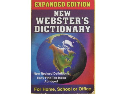 New Websters dictionary