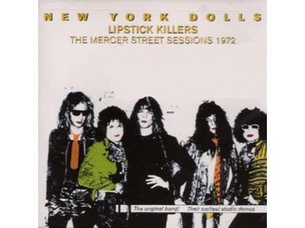 New York Dolls - Lipstick Killers - The Mercer Street Sessions 1972