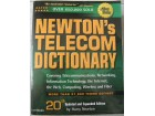 Newton`s Telecom Dictionary:20th Edition