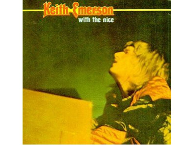 Nice ‎– Keith Emerson With The Nice 2LP