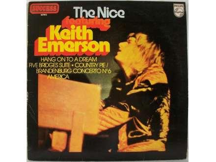 Nice, The, Keith Emerson - The Nice