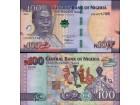 Nigeria 100 Naira 2014. UNC.