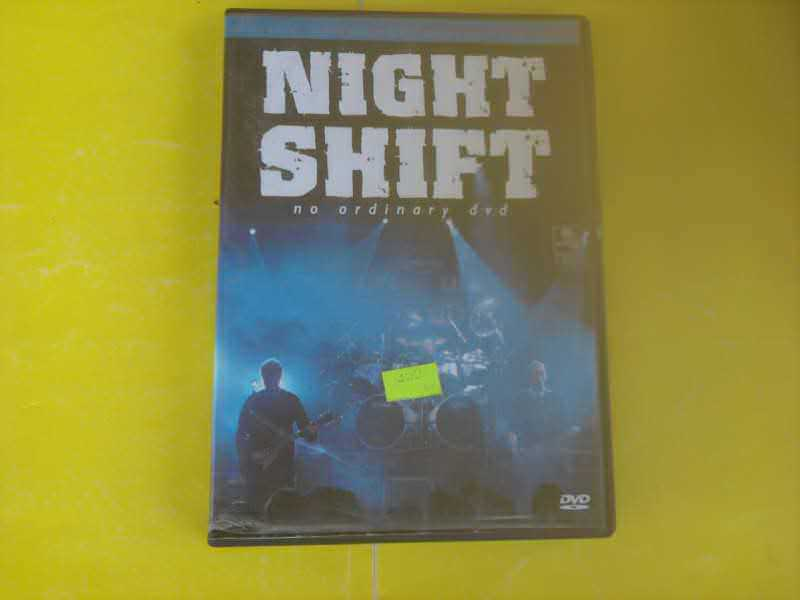 Night Shift (4) - No Ordinary DVD