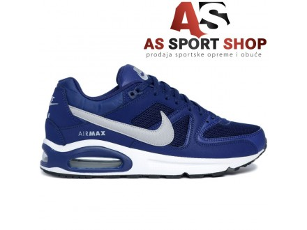 Nike Air Max Command muške teget patike - As Sport