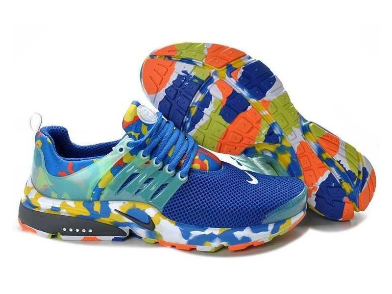 Nike Presto Multicolor 2014, cetiri boje.