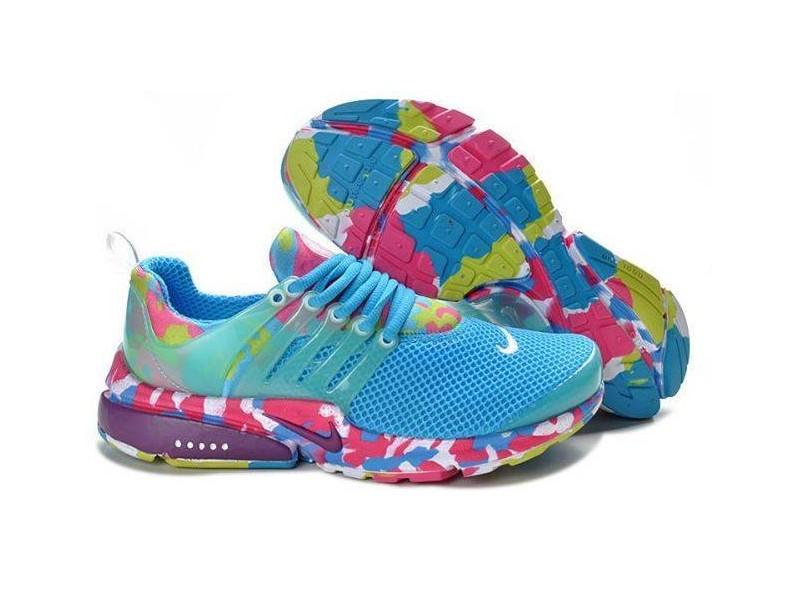 Nike Presto Multicolor, dve boje...