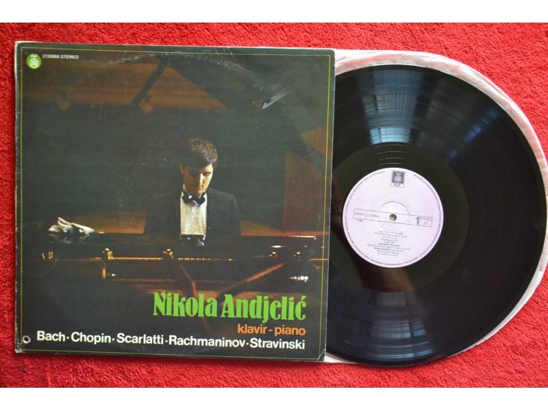 Nikola Anđelić -  Klavir / Piano  - vinil: 5 mint