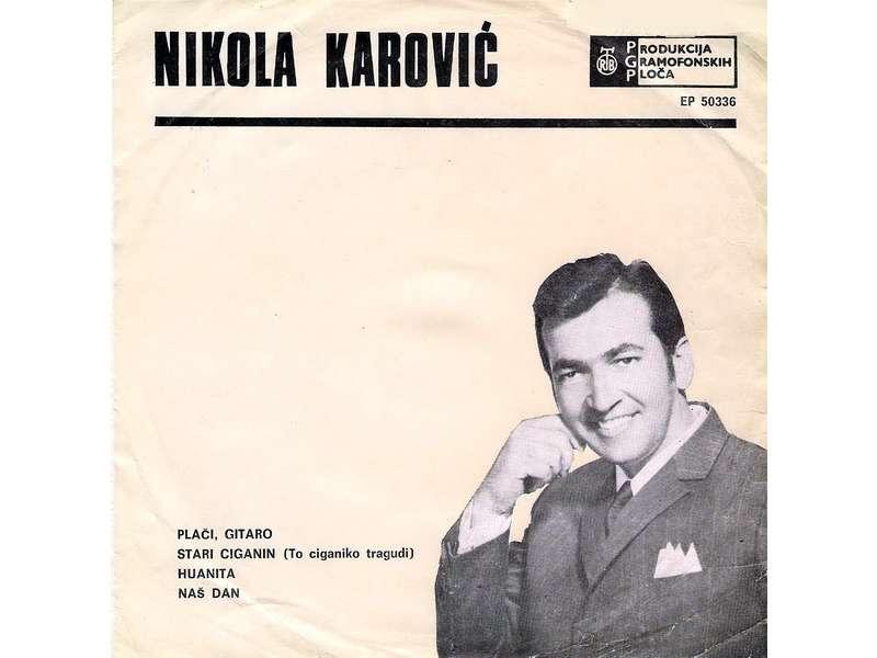 Nikola Karović - Plači, Gitaro