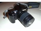 Nikon F65D/N65D 35mm SLR (Black)