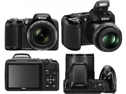 Nikon L320 + SD Card 4GB